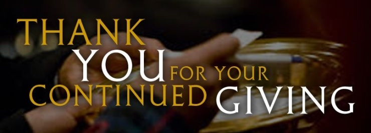 thank you giving